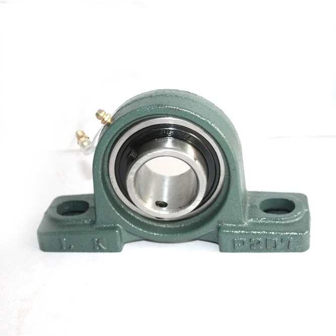 3.438 Inch | 87.325 Millimeter x 3.781 Inch | 96.037 Millimeter x 4 Inch | 101.6 Millimeter  Sealmaster MP-55C Pillow Block Ball Bearing Units