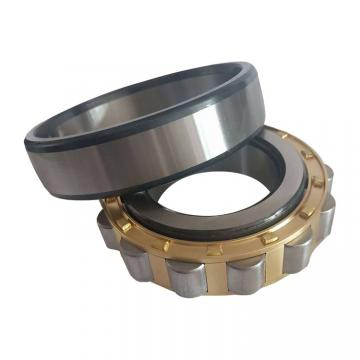 90 mm x 190 mm x 43 mm  NSK NU317 W C3 Cylindrical Roller Bearings