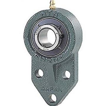 INA PME25-N Flange-Mount Ball Bearing Units
