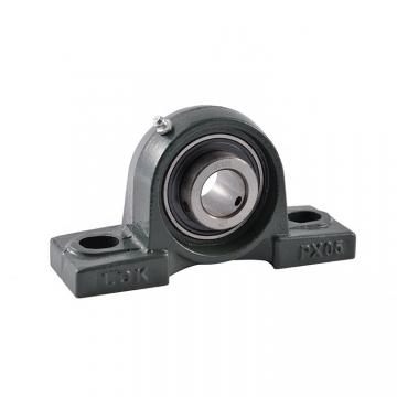 1.188 Inch | 30.175 Millimeter x 1.688 Inch | 42.87 Millimeter x 1.875 Inch | 47.63 Millimeter  Sealmaster MP-19 CXU Pillow Block Ball Bearing Units