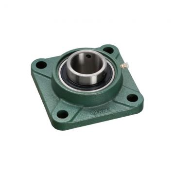 25 mm x 111.13 mm x 2-9/16 in  Rexnord ZA2025MM Pillow Block Roller Bearing Units