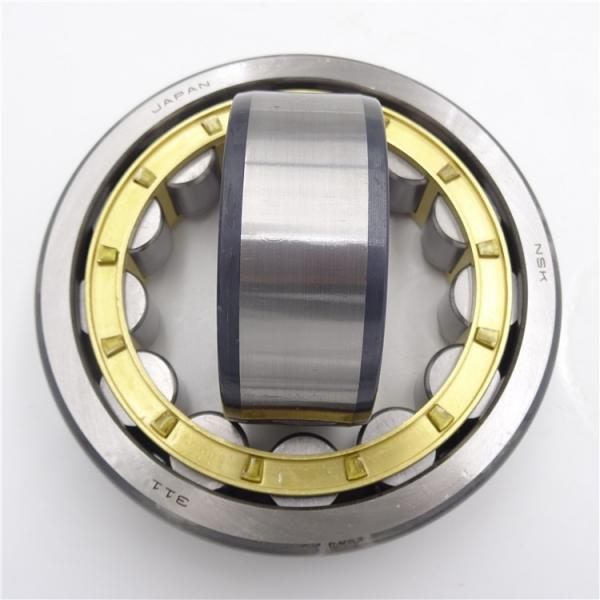 45 mm x 85 mm x 19 mm  NSK N 209 W Cylindrical Roller Bearings #1 image