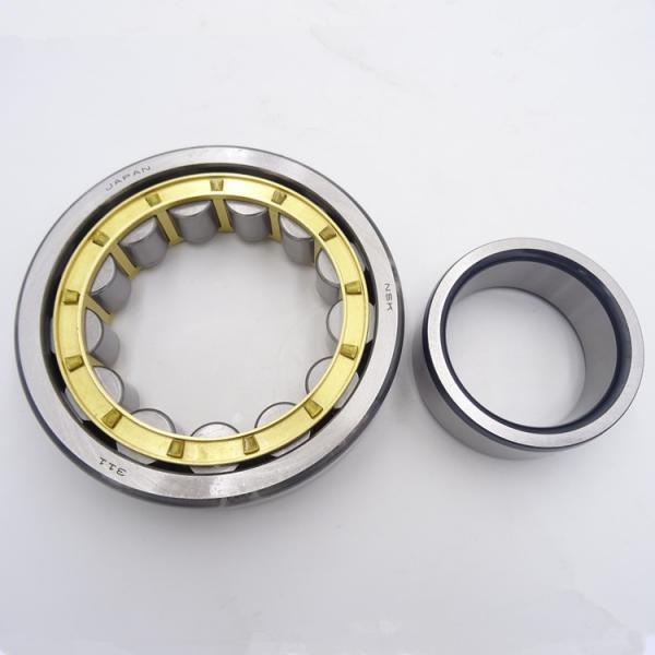 45 mm x 85 mm x 19 mm  NSK N 209 W Cylindrical Roller Bearings #4 image